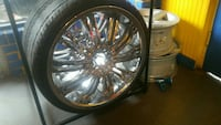 20s with almost new tires Gautier, 39553