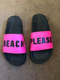 PINK by Victoria secret sandals, NEW, never used. Concord, 94520