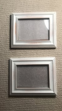 Set of two picture frames c/w glass Edmonton, T6E 2H6