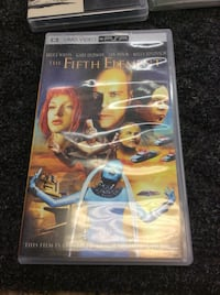 PSP Video: The Fifth Element  Spring, 77373