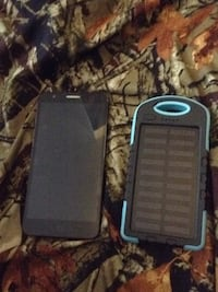 Iverizon fierce XL here is four and a portable charger South Ogden, 84403