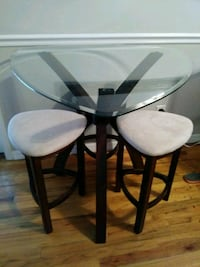 Small dinette set Barely Used like new Tampa, 33604