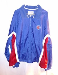 Chicago Cubs Majestic Jacket Size XL New Glenview