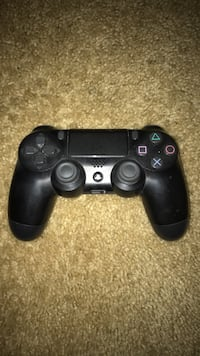 Black sony ps4 dualshock 4 controller Arlington, 22204