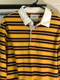 Striped yellow shirt 315 mi
