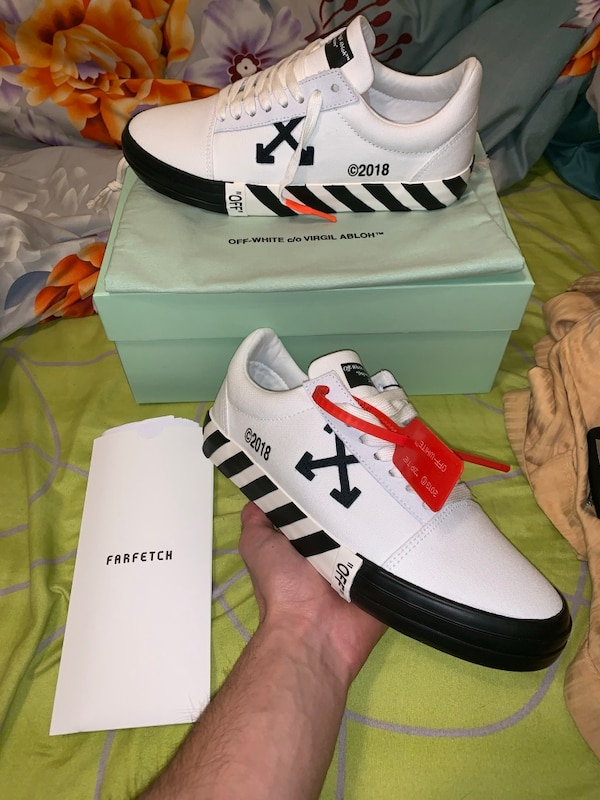 6da1ca0fa61111 Begagnad Off white vulc low till salu i New York - letgo