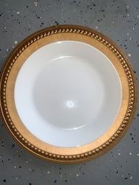 Chargers and white plates rental  North Brunswick, 08902