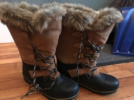 Size 9 Rugged Outback Winter Boots