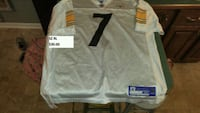 Pittsburgh Steelers Roethlisburger adult sz xl jer Timberlea, B3T 1G6