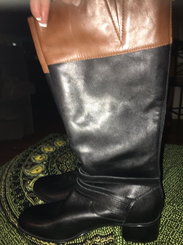 Boots by Bandalino size 10 16d01813-1907-4a29-9a48-f8f7728bf691