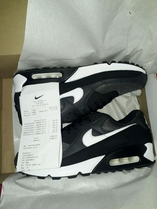 Nike Airmax 90 essential size 42.5 only serious buyer 19454e8c-b6cd-44f5-9ee1-1c1ebd38f6a1