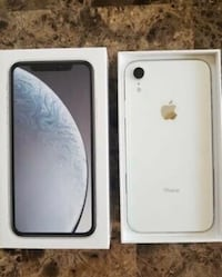 iPhone XR 128g unloved Vancouver