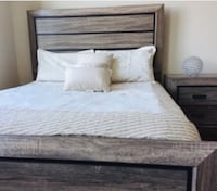 New Tampico Sands Queen Bed  Silver Spring, 20910