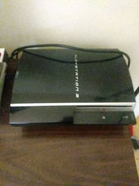 black Sony PS3 game console San Francisco, 94109