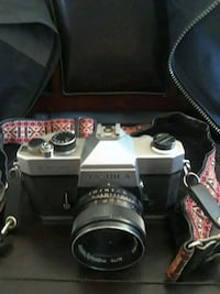 35 mm film camera with strap Yashica Baltimore, 21214