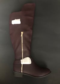 Bordeaux knee high boots Windsor Mill, 21244