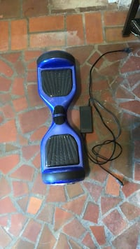 Blue  Hoverboard With  Charger West University Place, 77005