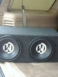 2/10 in Memphis subwoofers new $100 West Covina, 91790