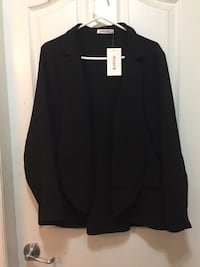 Plus Size 1X new with tags blazer Surrey, V3W 5K7
