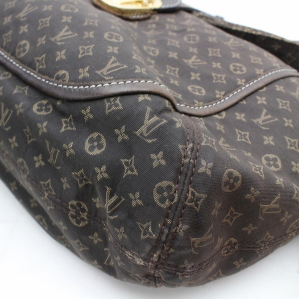 51a9c73a5f45 Used Authentic Louis Vuitton Romance M56699 Brown Monogram Idylle Hand Bag  11115 for sale in Richardson - letgo