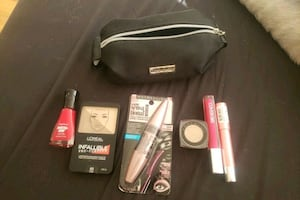 New makeup in a bag $30