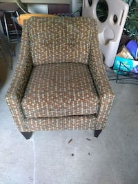 Accent chair Sour Lake, 77659