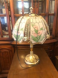 clear glass base table lamp Banning, 92220