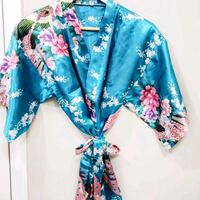 NEW small floral robe  Toronto, M1C 4B6