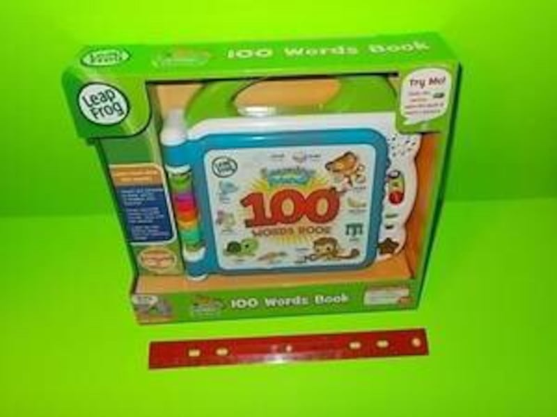 ~ Brand New ~ Leapfrog 100 words educational toy.. 0