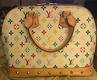 Authentic Vintage Colorful Lois Vuitton Handbag  Germantown, 20874