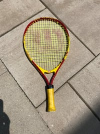 Wilson kids Titanium Tennis Racket 19""