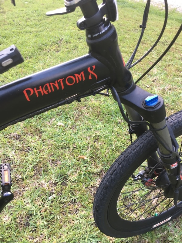 Electric Bike - Prodecotech Phantom X 2