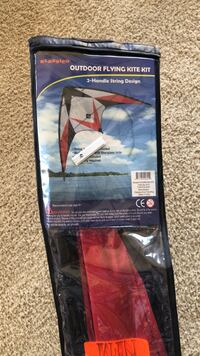 black and red Ozark Trail tent bag Omaha, 68134