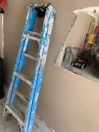 Used 6 Foot Ladder For Sale In Raleigh Letgo