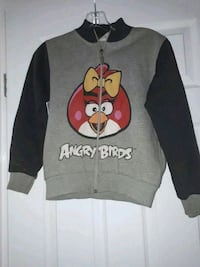 gray and black Mickey Mouse pullover hoodie West Sussex, RH11