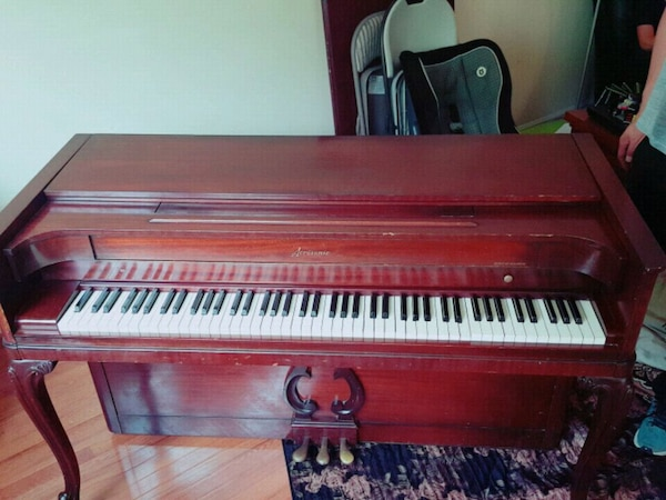 Antique piano for cheap price