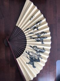 Vintage Authentic Chinese Fan