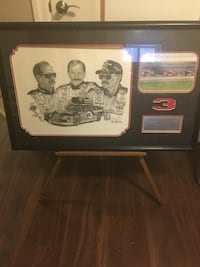 Dale tribute, limited edition bought it at DEI for $350 us Hamilton, L8B 1C8