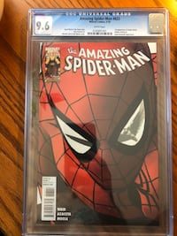 The Amazing Spider-Man #623 CGC 9.6 Toronto, M6H 2V8