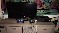 Xbox one with accessories