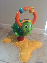 Vtech ride on turtle Winter Garden, 34787