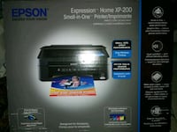Epson Expression Home XP-200 small-in-one printer  Oakville, L6H 7A4