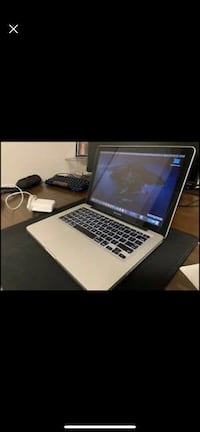 Price is firm 13inch Apple MacBook Pro - works great!