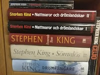 Stephen king 22 böcker