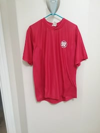 Red soccer jersey Tustin