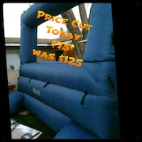 blue and black inflatable boat Bakersfield, 93304