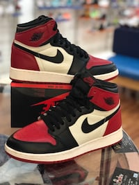 Bred toe 1s size 6.5 Silver Spring, 20902