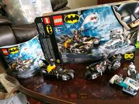 LEGO BATCYCLE MR FREEZE BATTLE Leamington, N8H 2N3