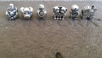 Authentic Pandora Charms ($25 each)  Mississauga, L5H 3T5