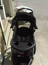 baby's black and gray stroller Kemah, 77565